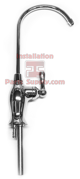 Chrome Plated R.O. Faucet Lf 12-1/4
