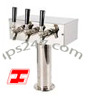 3 Faucet T-Towers — Beer & Wine - Installation Parts Supply