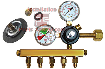 3000 Series Primary Soda Regulators