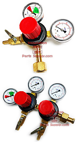 7400 Series High Performance Primary CO2 Regulators - Installation Parts Supply