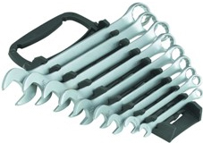 9 Piece SAE Combo Wrench Set