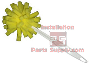 Airpot Sponge Brushes — 9''&13'' - Installation Parts Supply