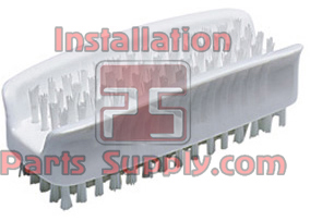 Finger Nail Cleaning Brush - Installation Parts Supply
