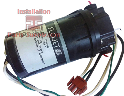 Carbonator Pumps — 2130-542C