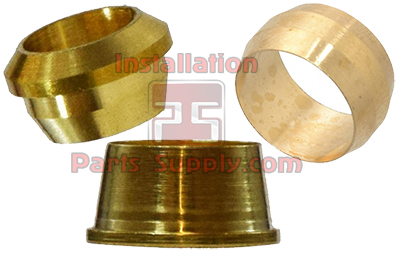 Sleeve / Ring Brass — 60A — 60A - Installation Parts Supply
