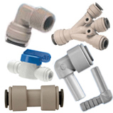 John Guest Fittings & Valves — Quick Connect