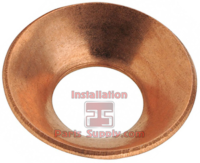 Gasket Flare Copper — B2 - Installation Parts Supply