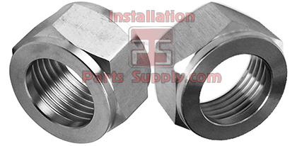 Hex Nuts for Beer & Wine SS - Installation Parts Supply