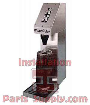Mini Tower Juice Wunderbar M4 - Installation Parts Supply