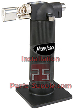 Micro Torch - Installation Parts Supply