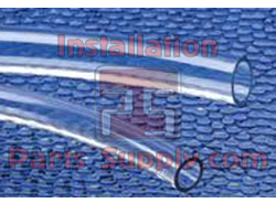 Non Braided PVC Tube — K010-Series - Installation Parts Supply