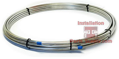 Stainless Steel Tube Coils - Installation Parts Supply