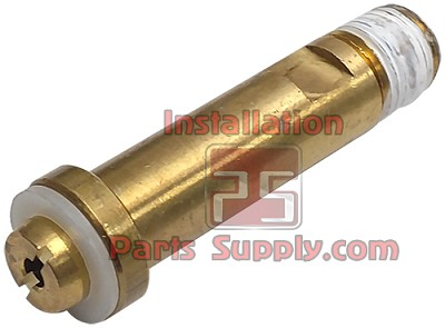 Europe & Asia (except Korea) Co2 Regulator Inlet Nipple, DIN 477 No.6, Left Hand Threads