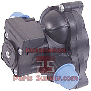 Pump Head Replacement, Shurflo 2088 Series, P/E/S, 3.0gpm, 45 psi