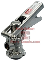 Safety Latch Release & Decompression Tool Threaded Sankey D/S Keg Spears