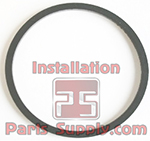 Keg Spear Body O-Ring for Sankey D & S Keg Spears, Taprite 45-0017-00