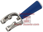 D-Style Coupler Blue Handle Assy | Taprite 80218-01