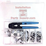 #99-10 Oetiker Kit Includes: Oetiker Box, Oetiker 14100387 Compound Action Side Jaw Pliers, & 10 ea.