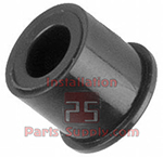 Button Plug - Black