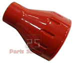 Red Twist Lock Nozzle for 2.5/III Series