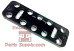 12 Button Plate Black PH12-2