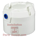 Omnipure Q-Series Valved Head 1/4