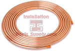 1/4x50x.030 Wall Copper Tube Refrigeration (D04050)