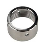Coupling Nut for Beer Faucets, Chrome