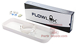 FlowLok Safety Kit w/ Tray, Flowlok Device, 2 Safety Discs