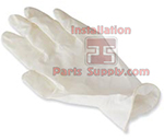 Latex Gloves, Disposable, Powder Free, Large