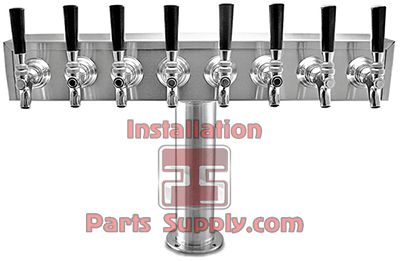 8 Faucet T-Towers - Installation Parts Supply
