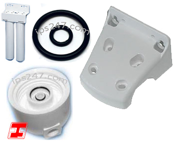 Accessories Heads, Brackets, O-Rings