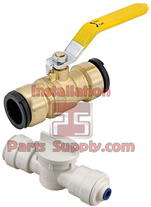 Ball Valves Watts LF47 & 35 Series
