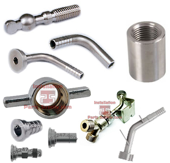 Beer & Wine Fittings Stainless