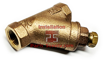 Bronze Y-Strainers