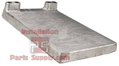 Cold Plates Standard Use - Installation Parts Supply