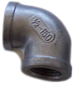 Elbow FPT 304SS S100-