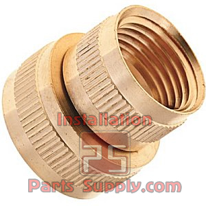 Female Garden Hose x FPT Swivel 5AS-12