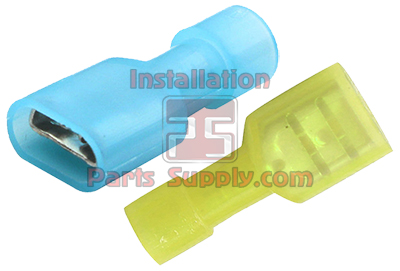 Female Spade Connectors Fully Insulated