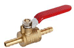Barb Ball Valves Lead Free Brass
