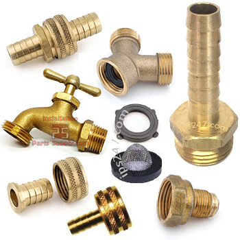 Garden Hose Fittings Brass