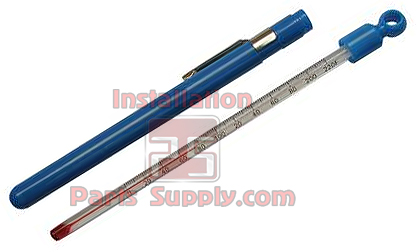 Glass Thermometer 0-220