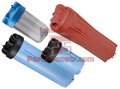 Housings for Filter Cartridges Blue & Big Blue