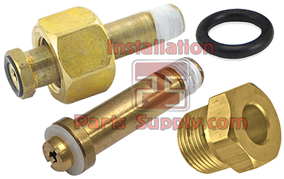 Inlet Fittings for Co2 & N2 Regulators - Installation Parts Supply