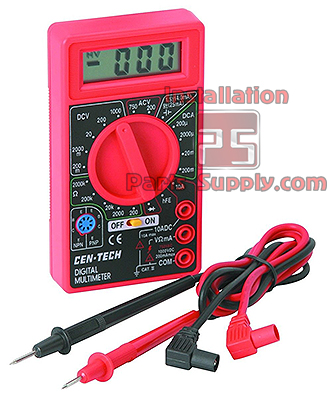 Multi-Meter Digital Meter\Tester