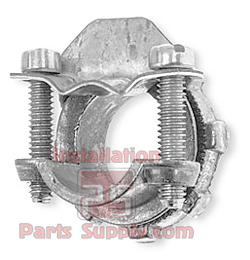 NM/SE Clamp Type Connector Zinc - Installation Parts Supply