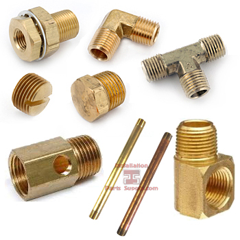 Pipe NPT Fittings Brass