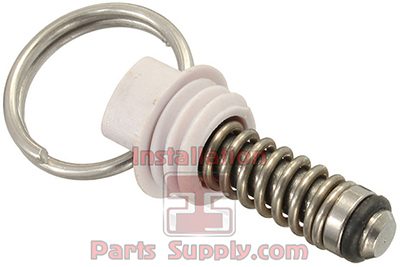Pressure Relief Valve Corny Keg - Installation Parts Supply