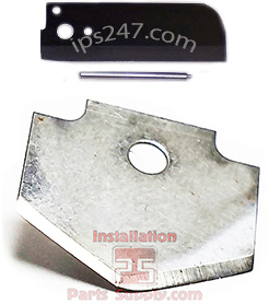 Replacement Blade for Plastic Tube Cutters