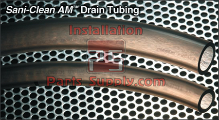Drain Tubing Sani-Clean Anti Microbial 218 Series